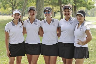 Lady Tiger Golf Team