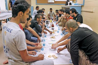 Islamic Center provides students with their own place to worship