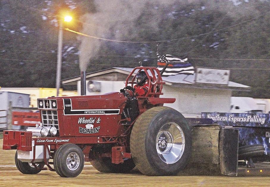 FFA Tractor Pull | Local News | murrayledger com