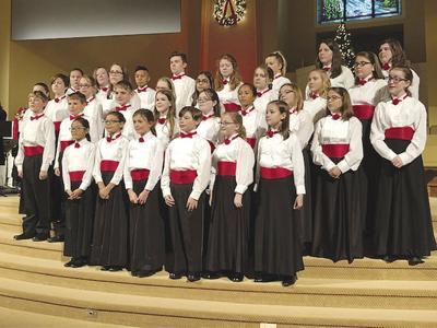 The Paducah Symphony Children's Chorus