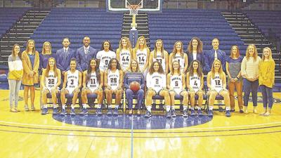 Murray State Women's Basketball Team