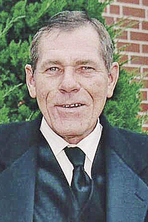 John 'Ricky' Woodall obituary