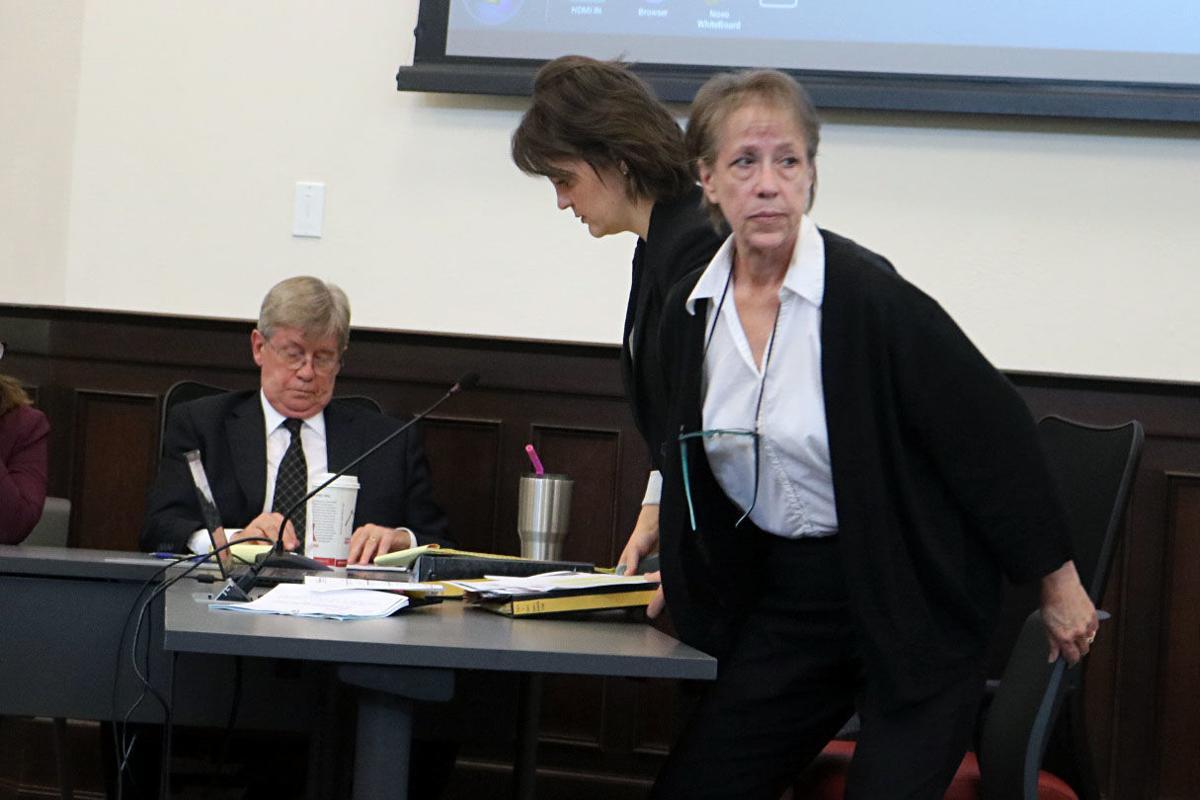 cahill trial