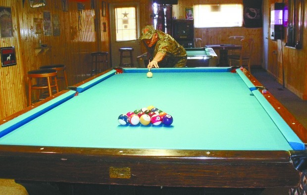 A Muscatine Pool Hall Owners Heartfelt Desire Local - Pool table hall near me