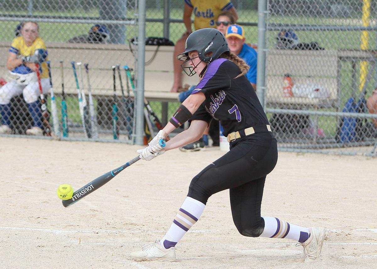 Muscatine softball