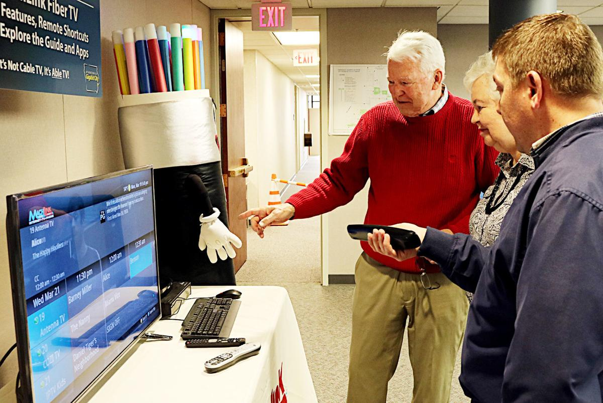 MPW brings fiber optic internet to Muscatine's first customers