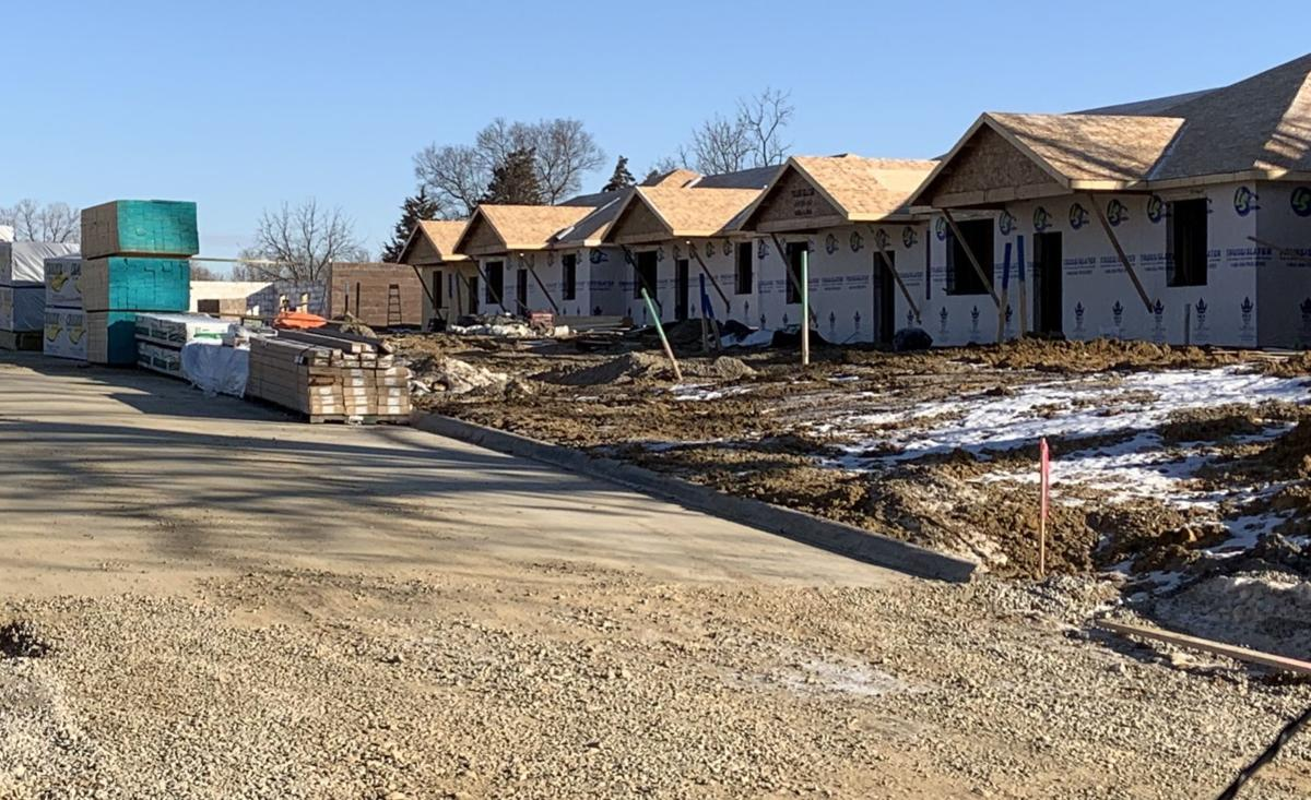 Oak Park is Muscatine's latest affordable living project