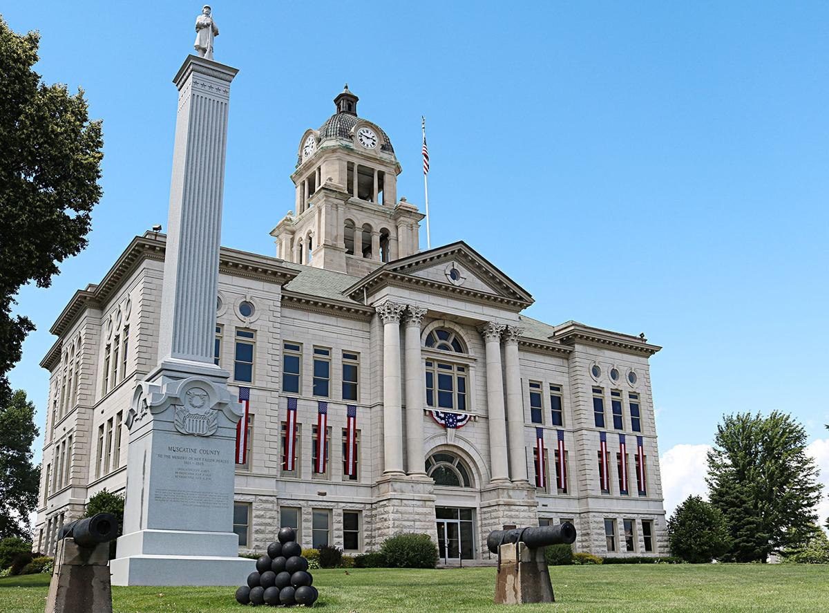 Muscatine County Courthouse (copy)