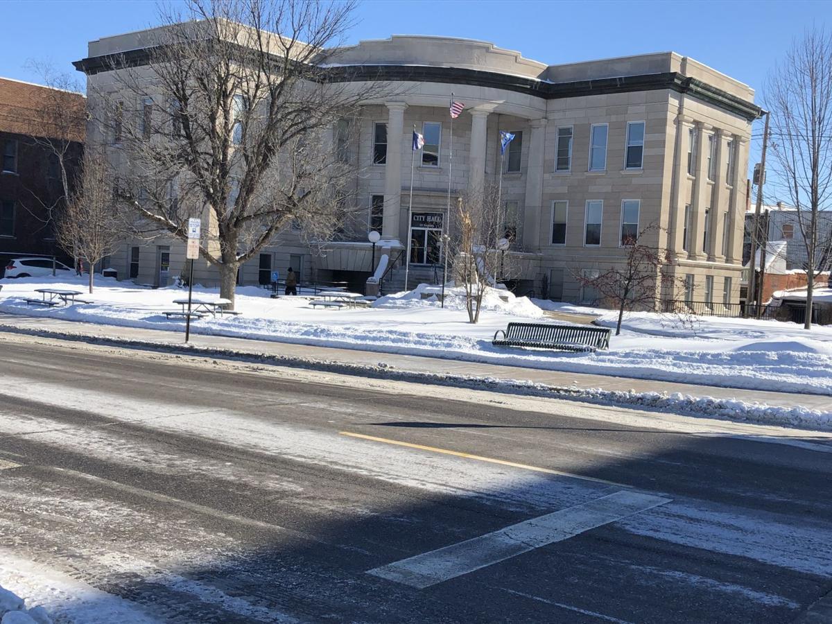 Muscatine City Hall