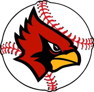 MCC Cardinals baseball logo