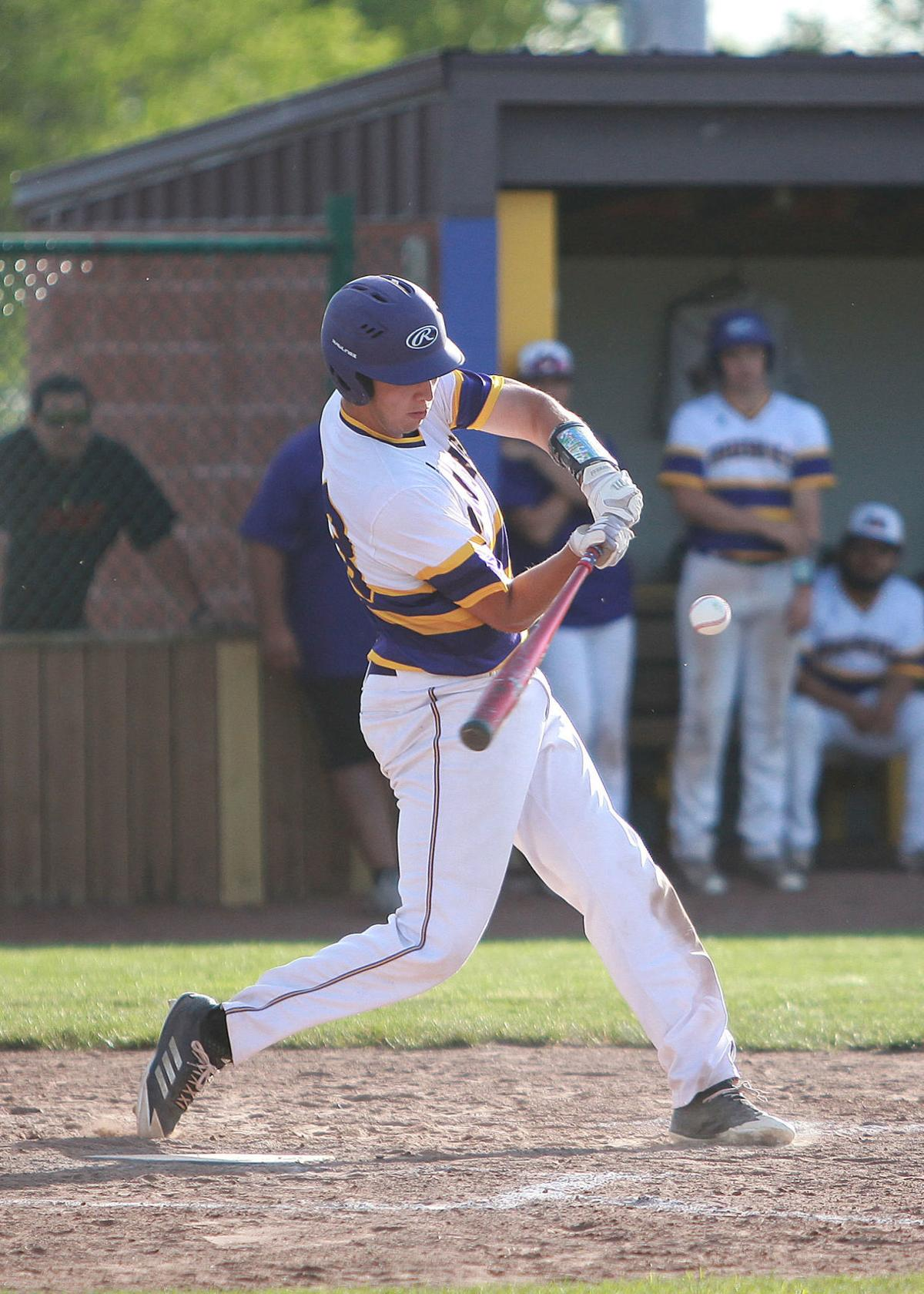 Drew Logel bat