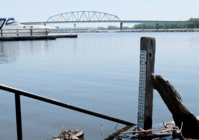 Mississippi River rises over flood stage in Muscatine | News