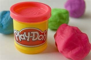 new play doh