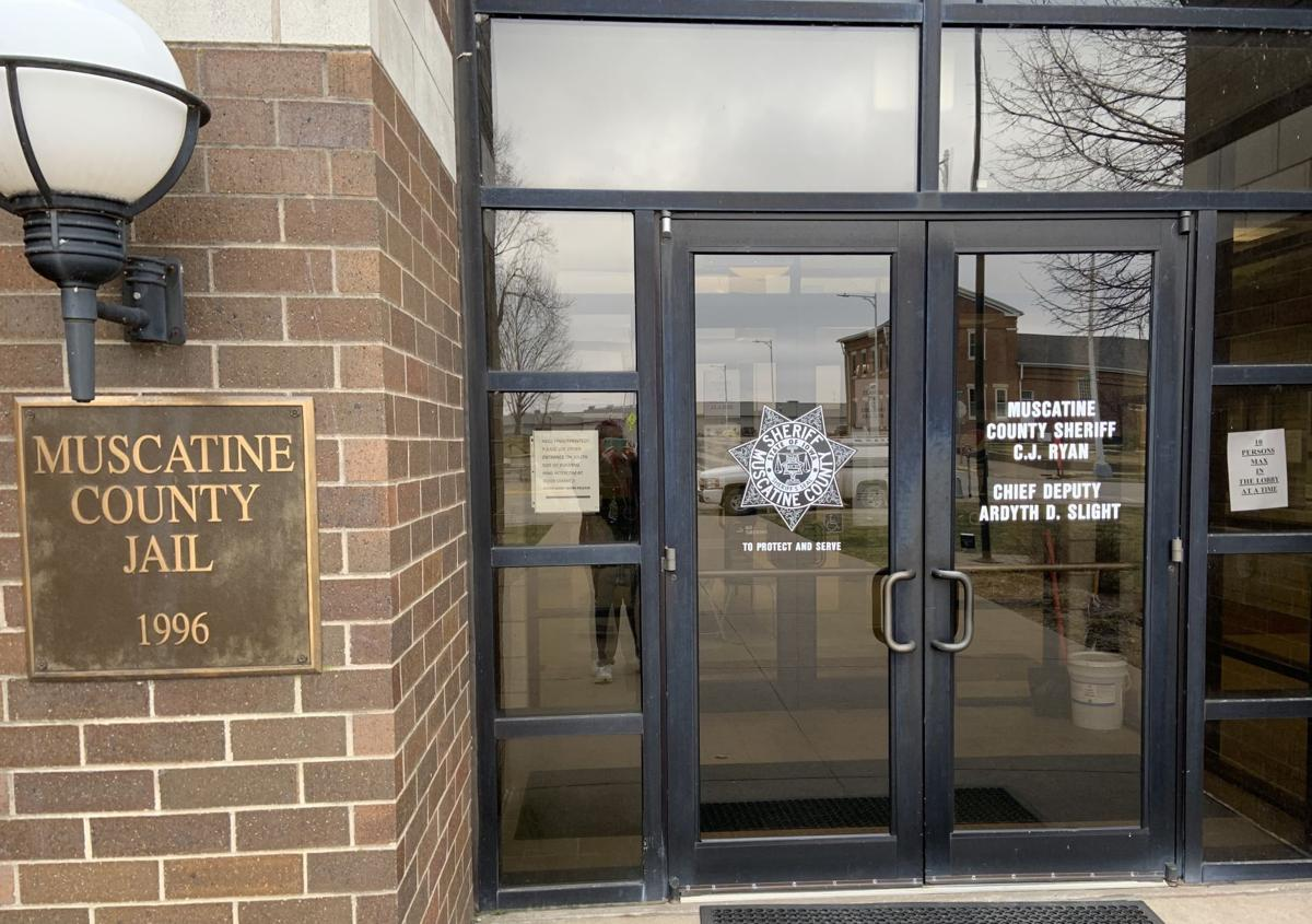 Muscatine County Jail