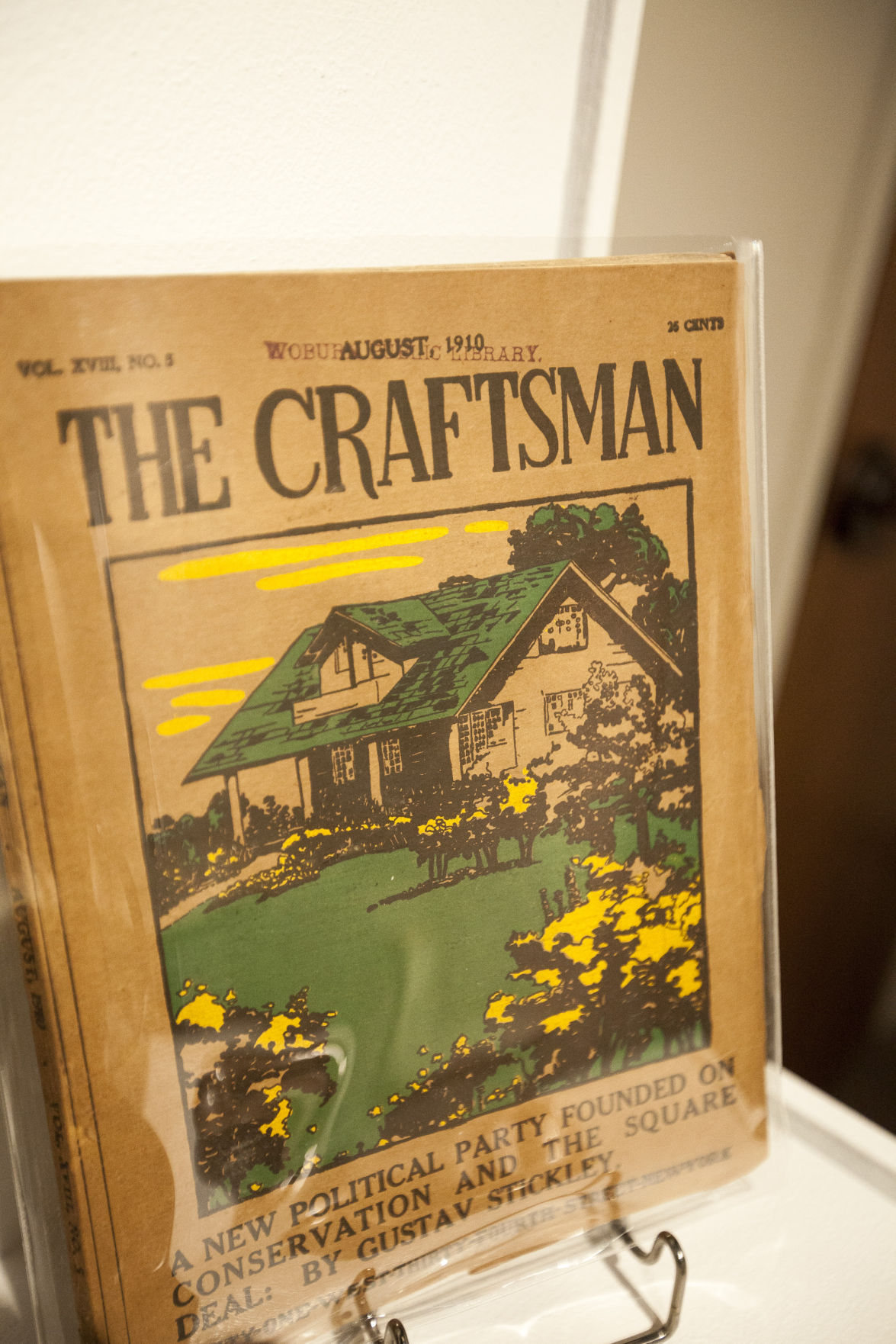 The Stickley Story Features Muscatinejournal Com