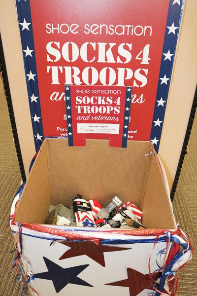 Socks for the Troops