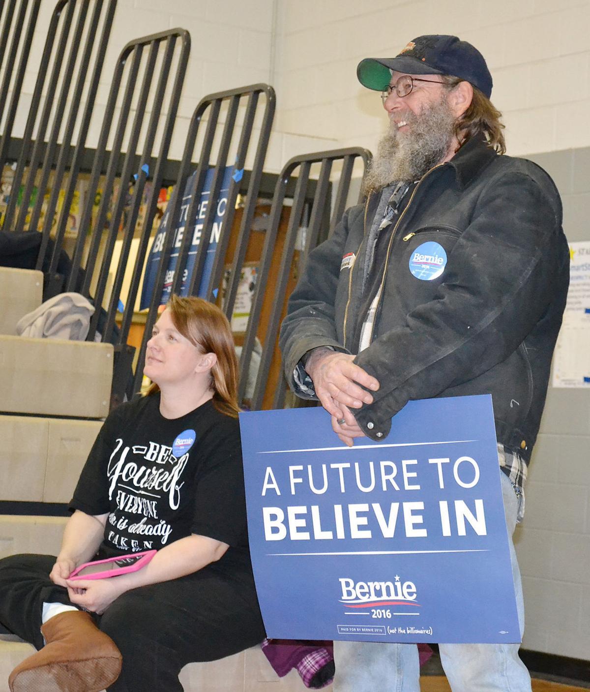 Louisa County Democratic Caucus