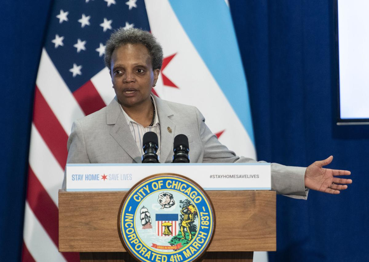 Lori Lightfoot - file photo
