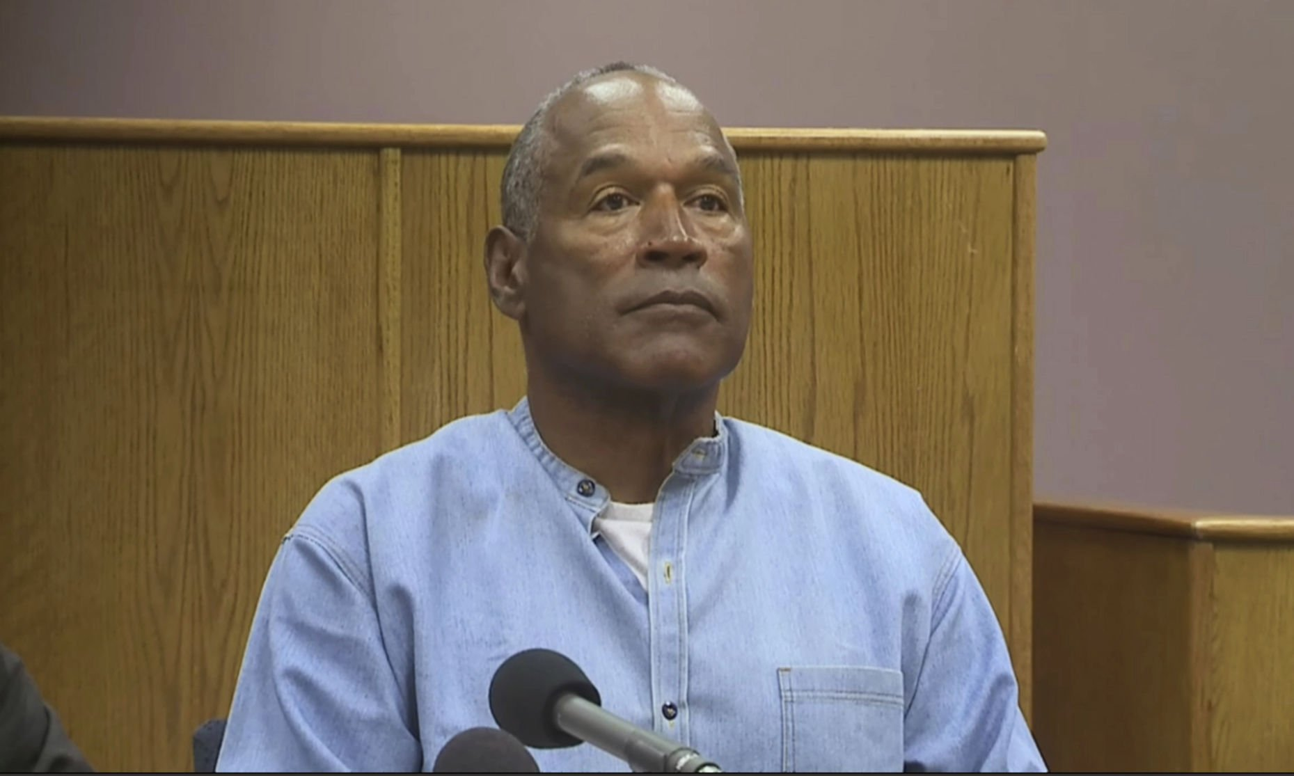 OJ Simpson granted parole after nearly nine years in prison