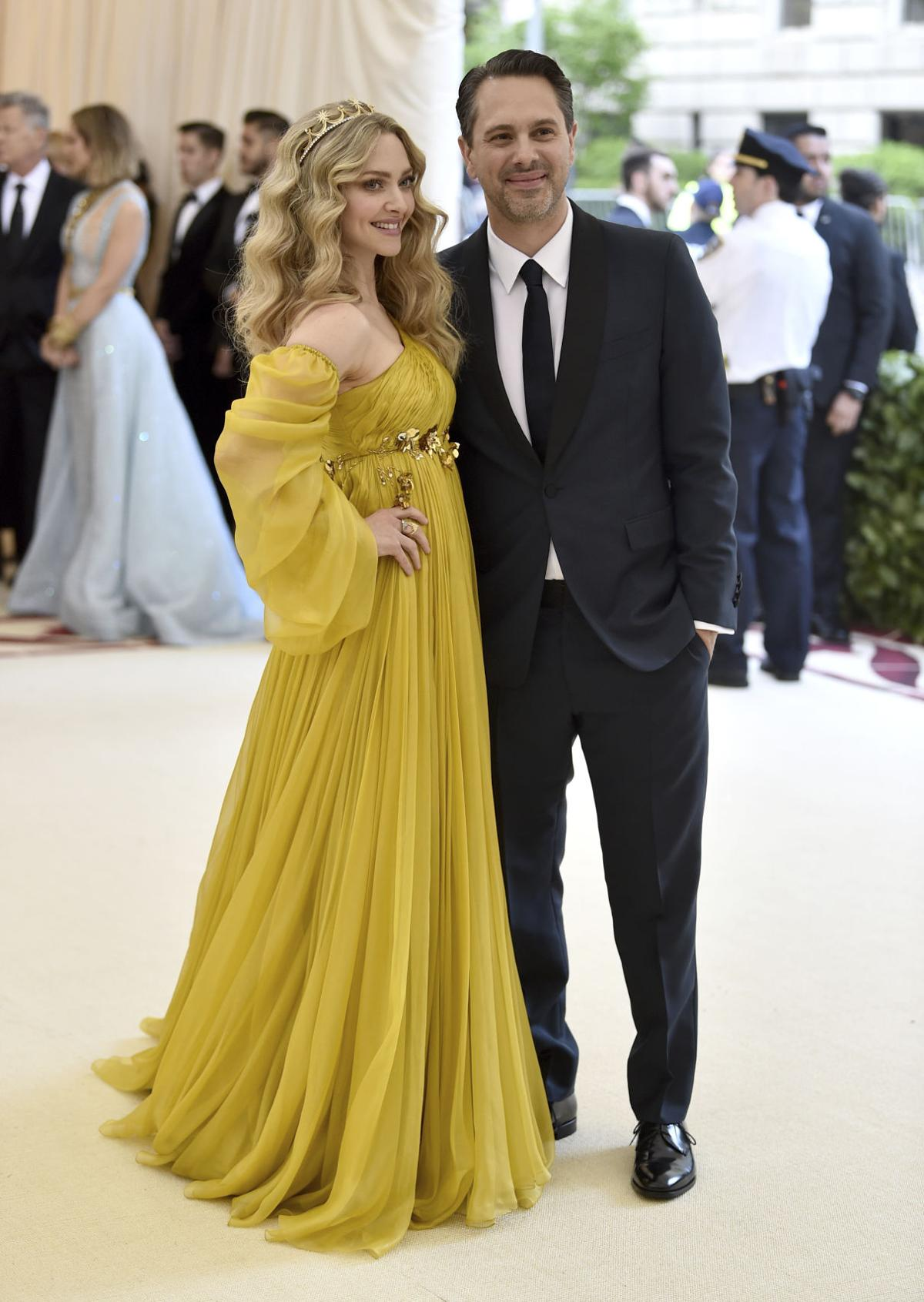 Photos: Celebrities blend fashion, some religion at 2018 Met Gala
