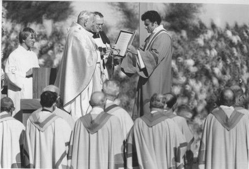 Pope John Paul II Iowa