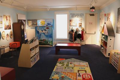 Musc. Art Center-children's room
