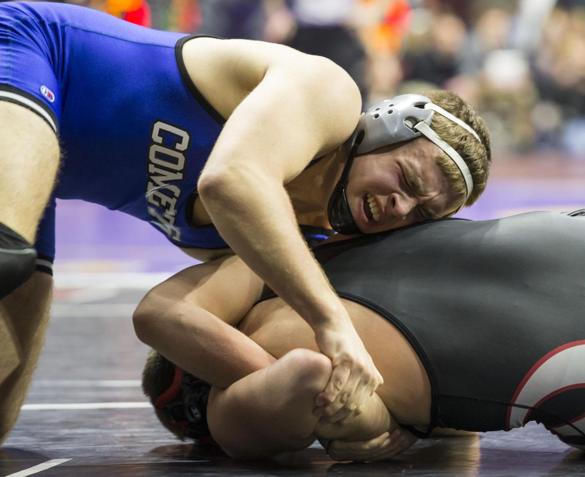 Rvc wrestling veteran comets beavers poised for big for 16 wrestlers and their huge homes