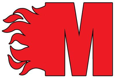 Muscatine Flames small logo