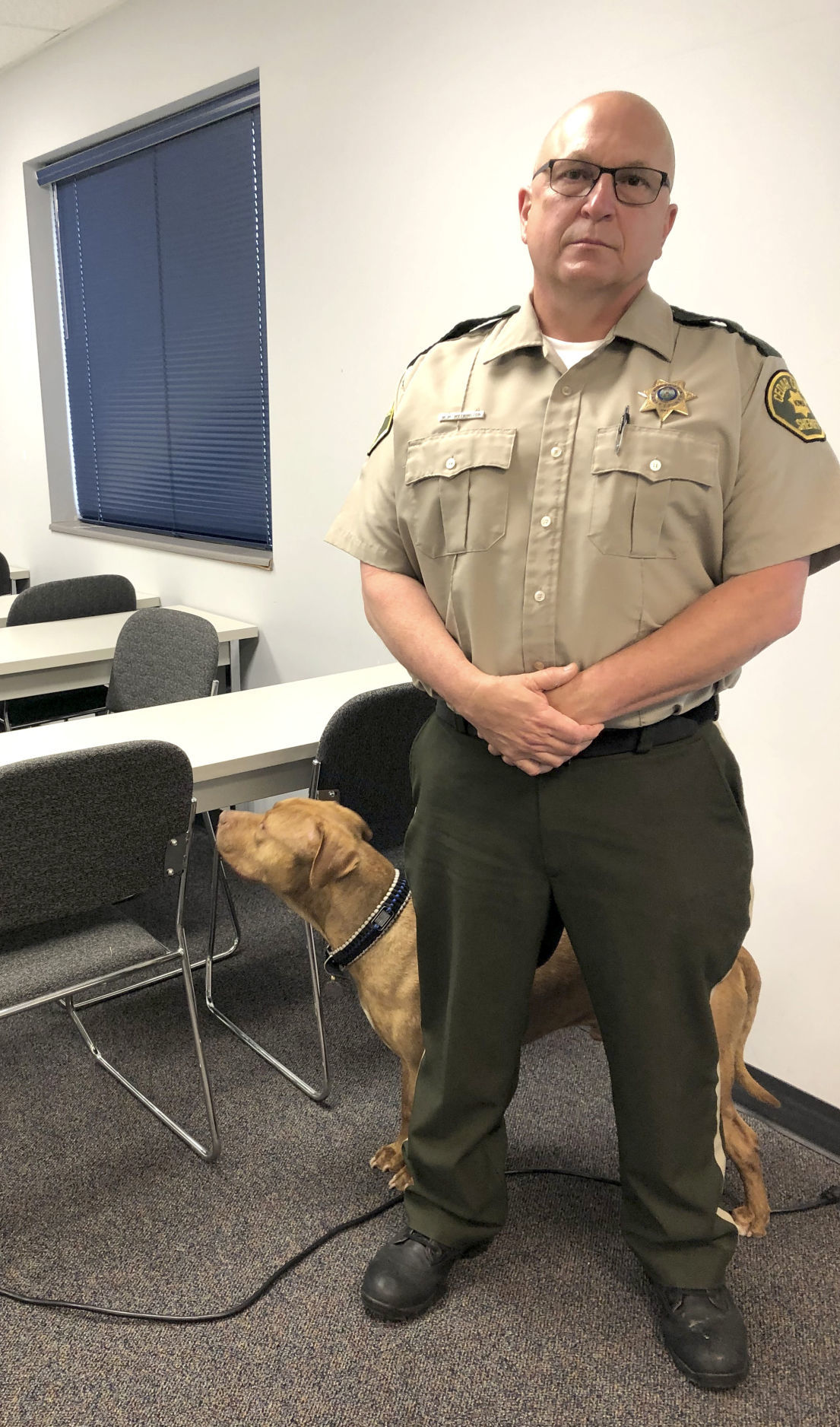 Iowa Sheriff Arrest Ban