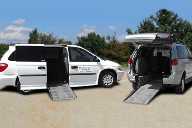 Non Emergency Transport Vehicles