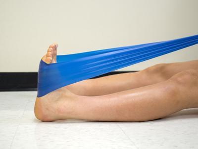 Ankle flex