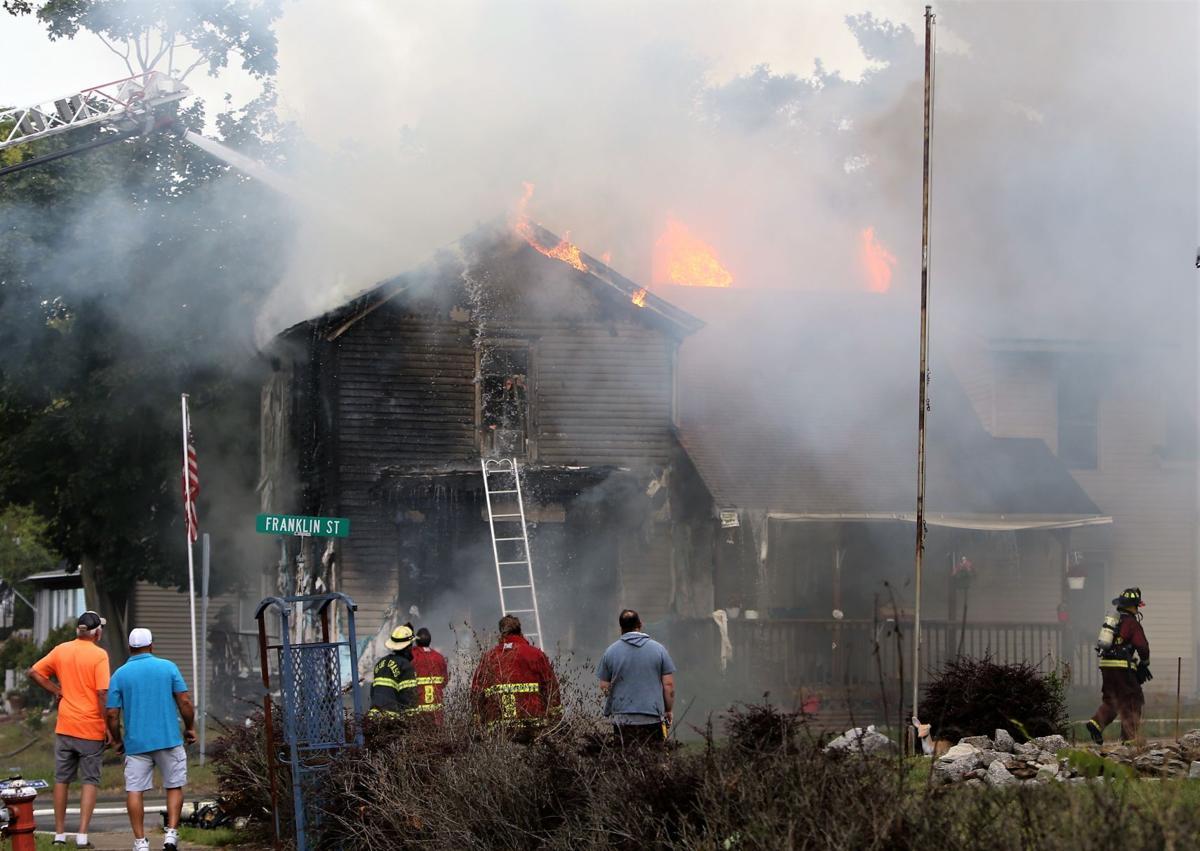 Buffalo house fire 1