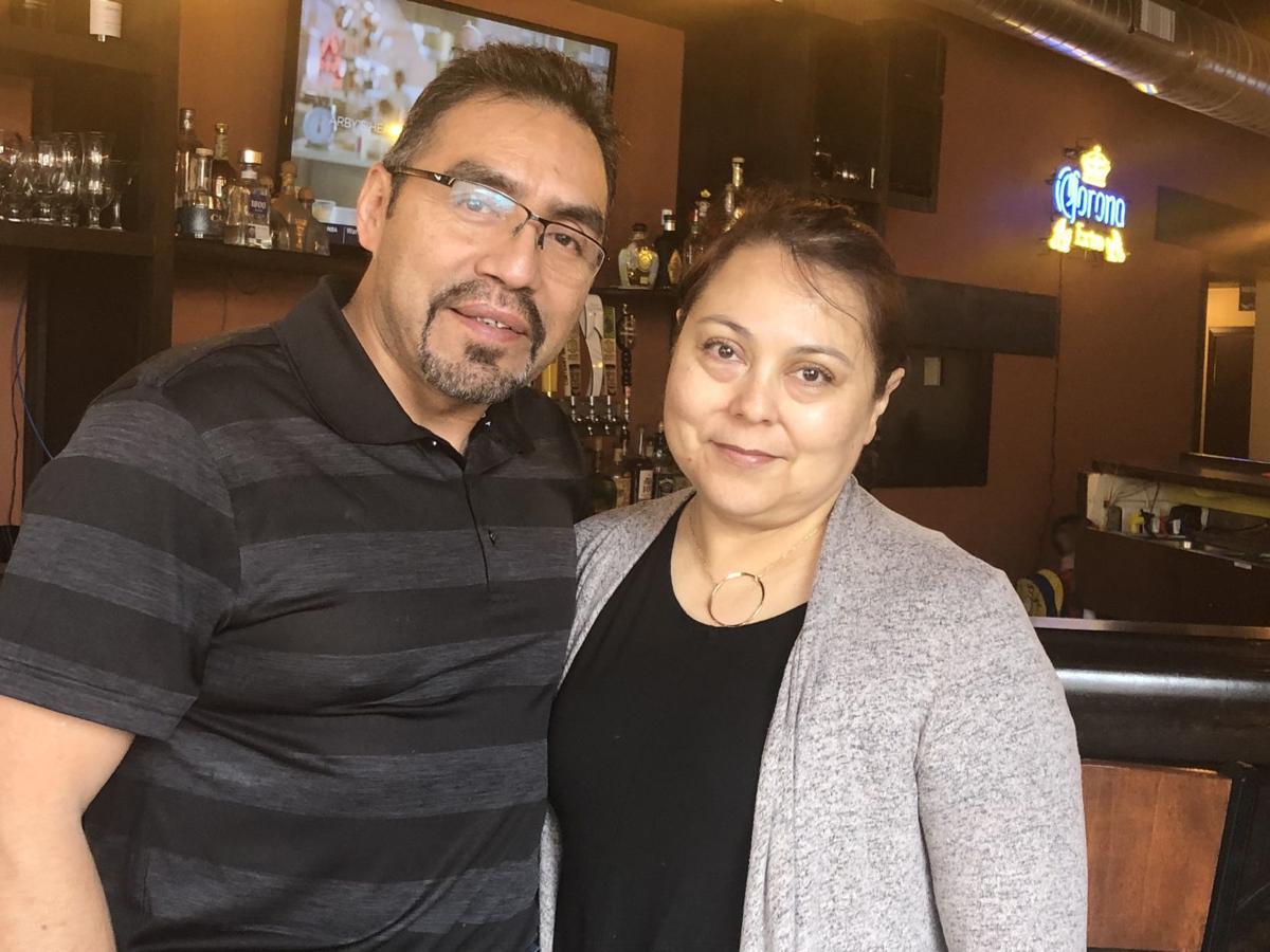Chicharo's couple