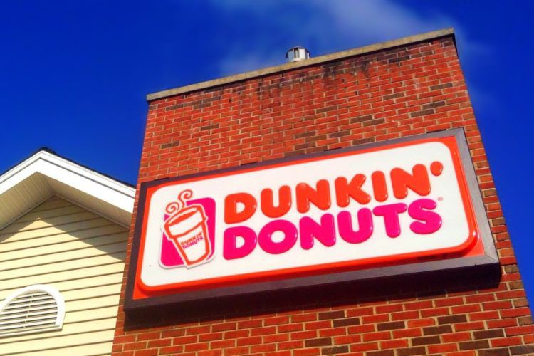 Dunkin' Donuts is trying out a name change, among other adjustments