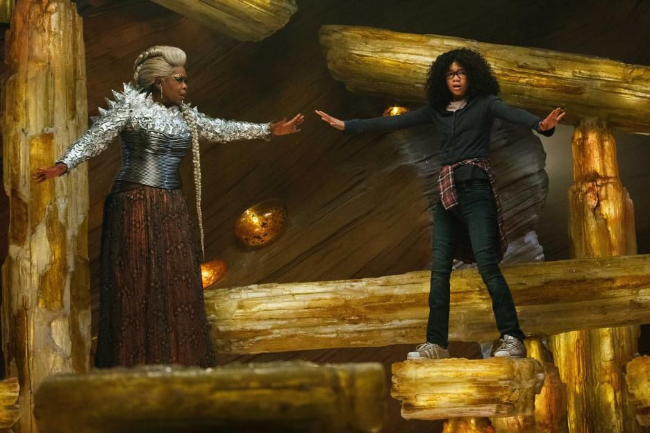 'Wrinkle in Time'