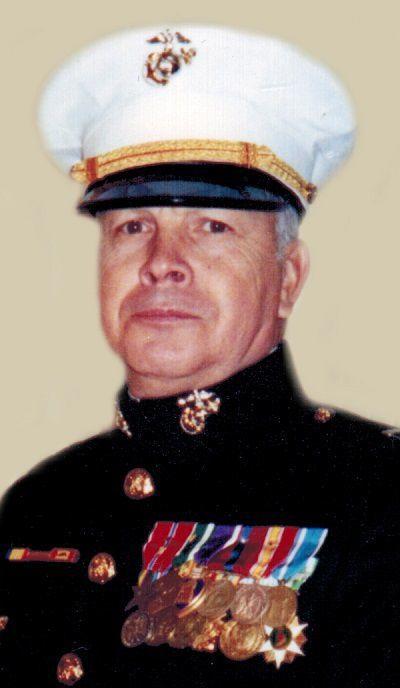 Captain Howard R. VanWinkle USMC, Ret