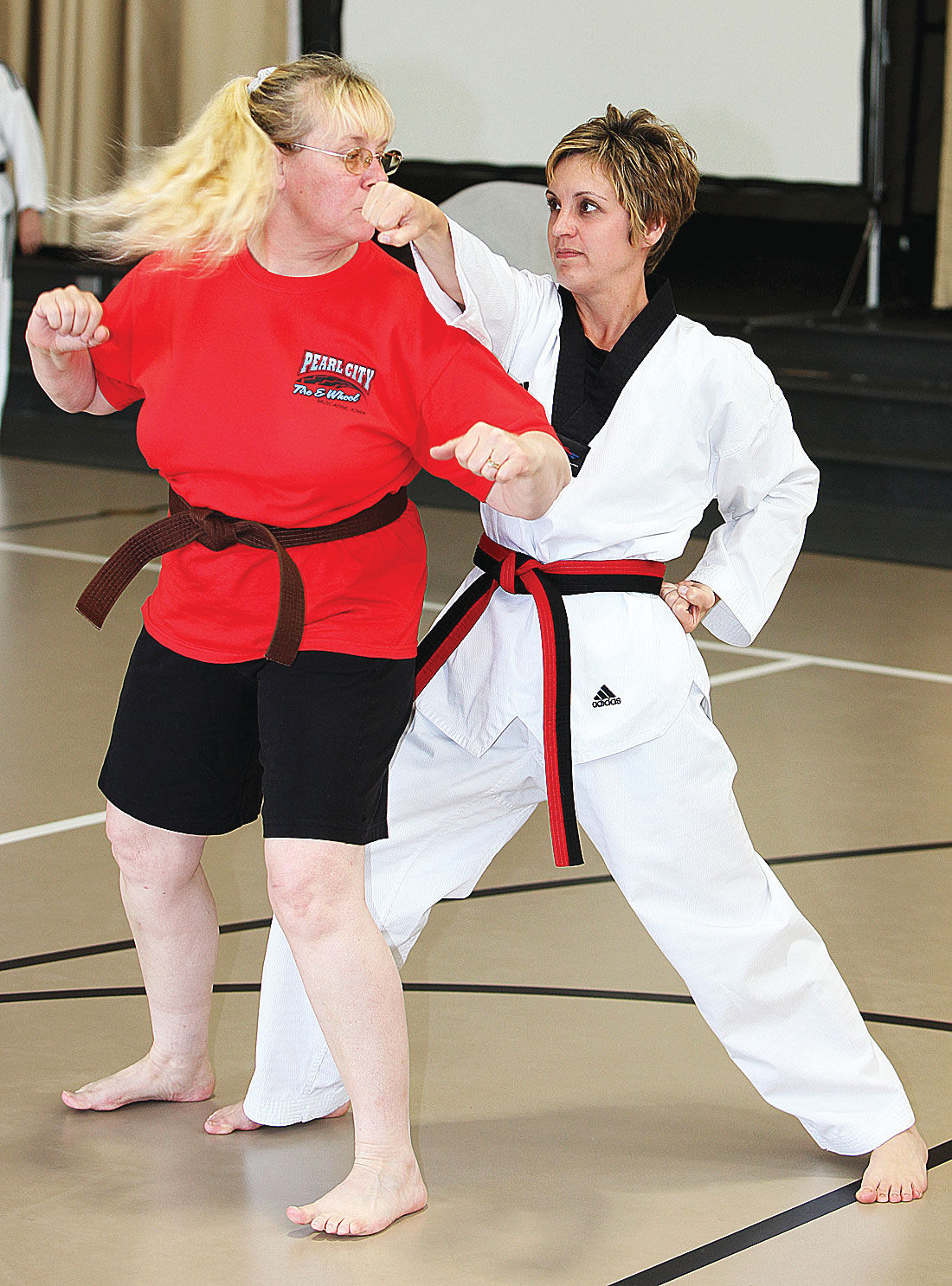 Get your kicks (and punches) at Riverbend Tae Kwon Do Studio