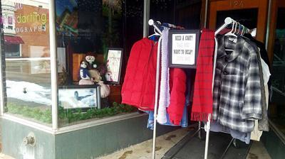 coats downtown