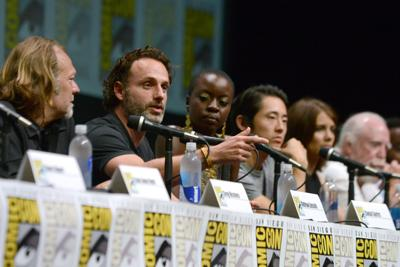 2013 Comic-Con - The Walking Dead Panel
