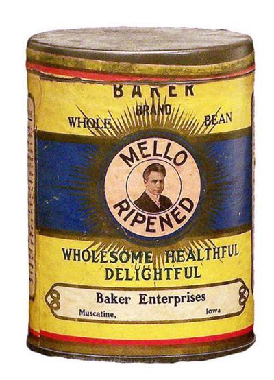 Baker brand whole bean