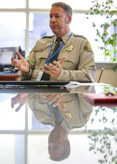 Sheriff Tim Lane