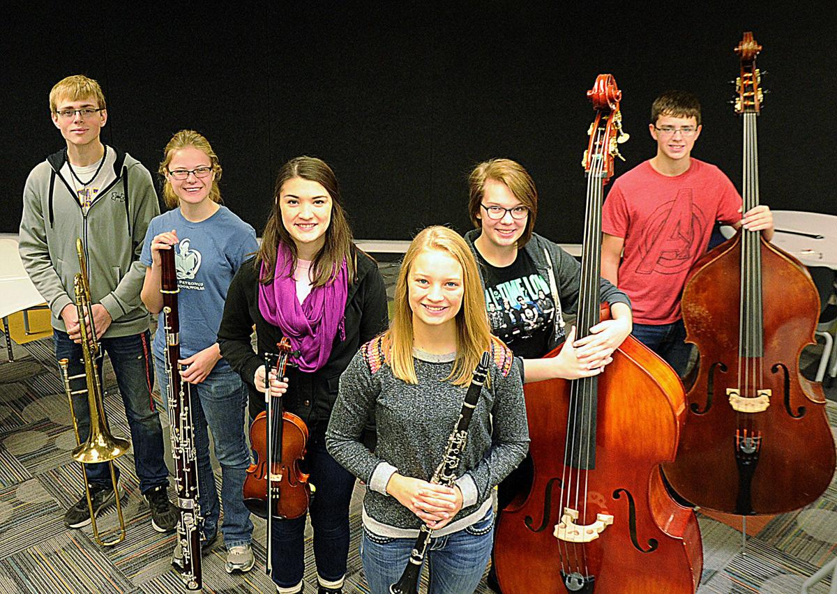 MHS All-State Band
