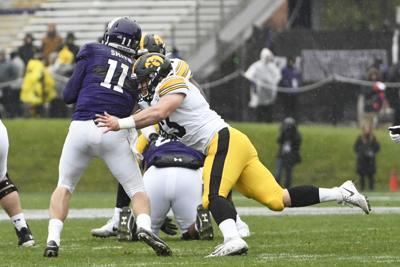 Iowa Northwestern Football