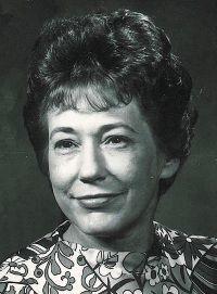 E. Darlene Paxton January 17, 1927-February 6, 201