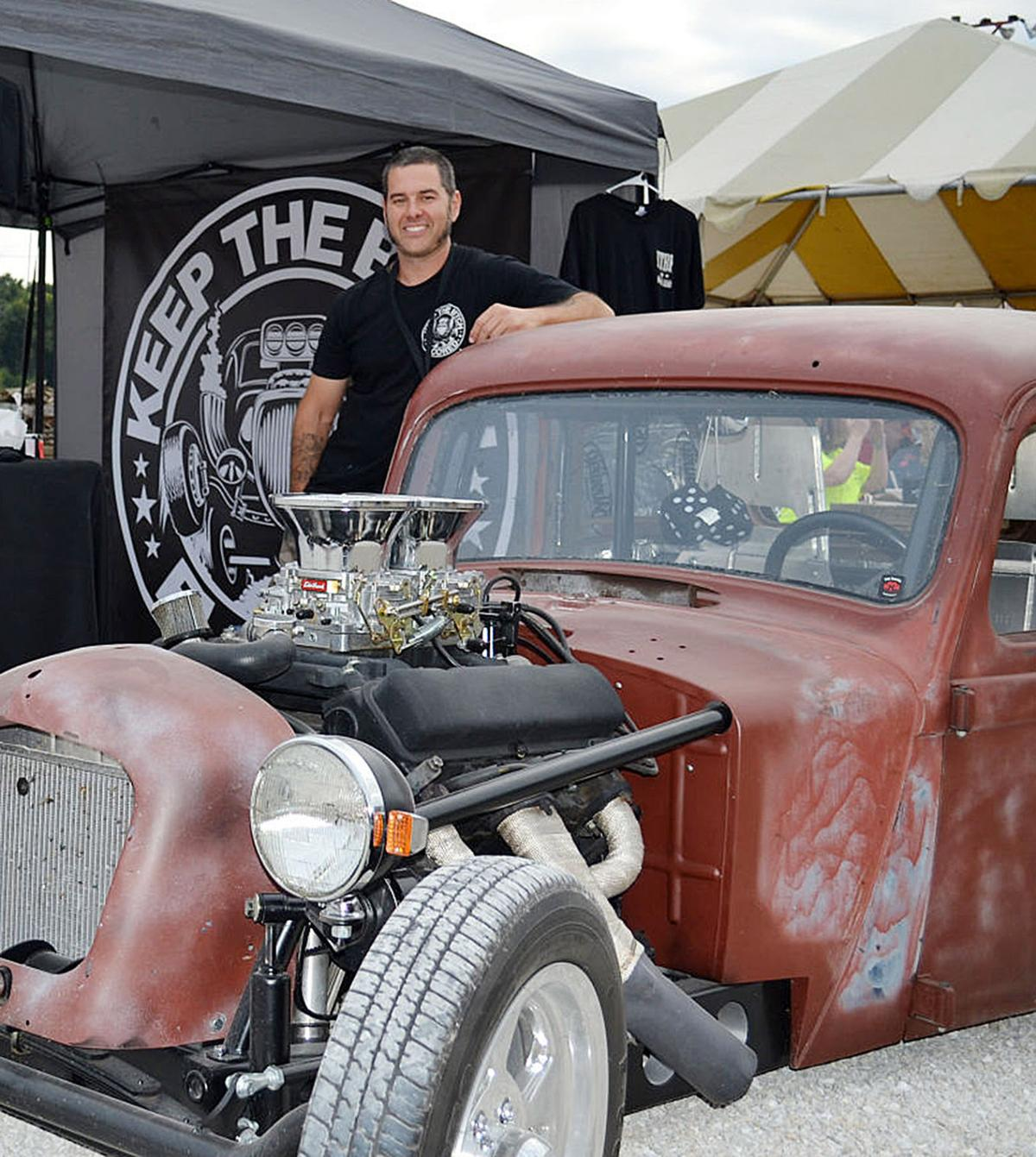 Cars To Cruise The Mississippi During River Rat Rumble