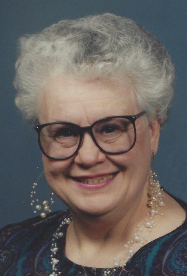 Phyllis M. Harden
