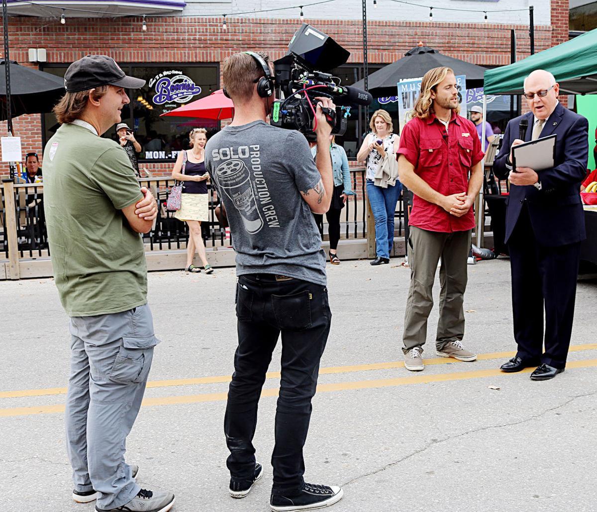 Amazon Series 'Fireball Run' Brings Celebrities, Race Cars