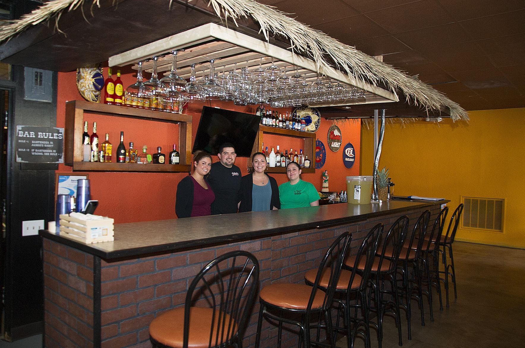 La Morelia family Family run restaurant La Morelia moves