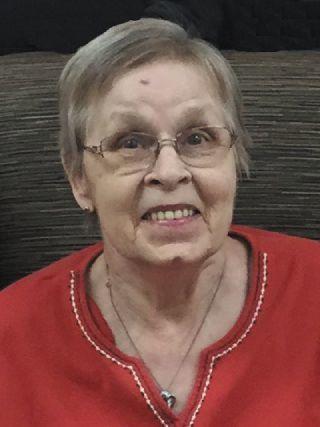 Sandra K. Hayes February 24, 1946-February 13, 201