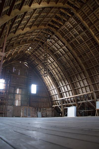 Old Barn-second floor